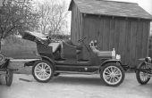 Beroemde auto's van de jaren 1920