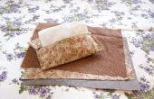 Hoe om te naaien een doek Tissue Holder voor je portemonnee