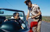 Hoe krijg ik een Speeding Ticket teruggebracht tot een schending van het niet bewegende