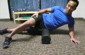 Foam Roller oefeningen voor SI-gewrichten