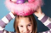 Leuk eenvoudig Pasen spelletjes voor 3-jarigen