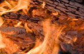 As van het verbranden van hout Is goed voor het brengen van welke planten?