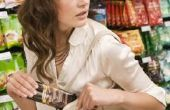 Hoe te trekken een last van winkeldiefstal
