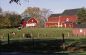 Hoe doorgeven naar beneden de familieboerderij