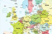 De goedkoopste plekken om te vliegen naar in Europa uit Chicago