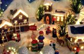 How to Build een Kerstdorp Platform