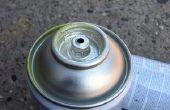 Hoe te vullen Spray Paint blikjes