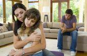 Hoe te steun en Comfort uw dochter door haar echtscheiding