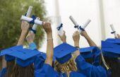 Middelbare School afstuderen opendeurdag ideeën