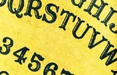 Wat Is een Ouija bord?