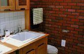 ADA badkamer hoogte normen