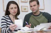 Hoe om te achterhalen welke schulden die u verschuldigd bent