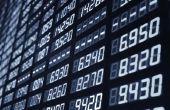 Hoe de berekening van de volatiliteit van de aandelenkoers