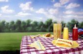 Kunt u dienen voedsel met mayonaise uit een aluminium Container?
