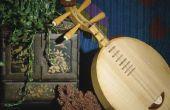 Instrumenten die worden gebruikt in de traditionele Engelse muziek
