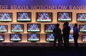 Favorieten verwijderen uit een Sony Bravia TV