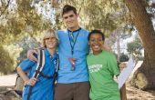 Hoe bevorderen zomer programma 's