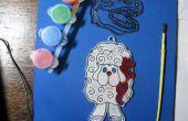 Hoe te schilderen van kunststof Suncatchers voor kinderen