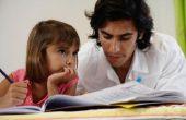 De beste ouderlijke houding te maken kinderen waarderen onderwijs