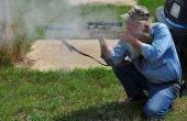 Hoe te laden van een zwart poeder geweer