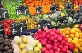 Factoren die invloed hebben op de kwaliteit van voedsel