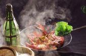 Hoe lang duurt het aan de kook een kreeft?