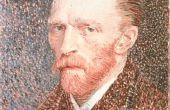 Vincent van Gogh verftechnieken
