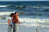 Het beste aas voor zeeforel