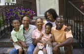 Hoe om te straffen van kinderen voor slecht gedrag tegenover hun grootouders