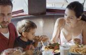 Hoe te te nemen van een Baby of peuter naar een Restaurant