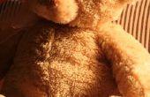 How to Get muffe geuren uit opgezette dieren
