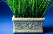 Het gebruik van Cement Flower Pot mallen