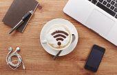 Hoe krijg ik gratis Wi-Fi toegang overal