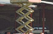 Soorten bouw liften of Boom liften