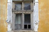 Hoe te isoleren tochtig Windows