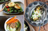 23 heerlijk gemakkelijk Lunches om naar werk