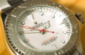 Over het werken met een Rolex Datejust