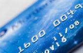 Hoeveel schuld heb je te danken op een creditcard voor een schuldeiser te vervolgen?