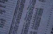 Wat zijn de rekeningen te betalen overlopende posten?