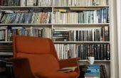 Hoe maak je een Bifold boekenkast