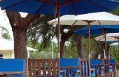 Hoe te repareren van gaten in Sunbrella stof