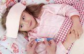 Voorkomende virussen bij kinderen