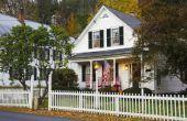 De beste plaatsen om te wonen in Vermont