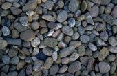 Hoe om te boren via River Stone