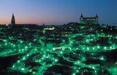 Beroemde bezienswaardigheden in Toledo, Spanje