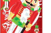 Buiten ideeën voor een Toyland kerst-thema