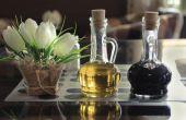 Gezondheidsvoordelen van rode wijn azijn