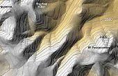 Hoe maak je een 3D-model van een topografische kaart