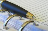 Tips voor het maken van goede technische opleiding documentatie
