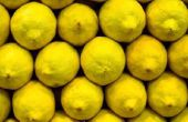 Hoe schoon met citroensap, azijn & Baking Soda